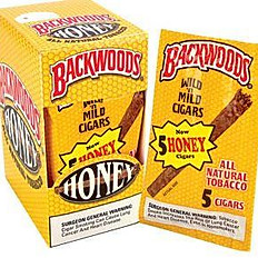 Backwoods 5pk Honey