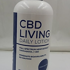 CBD Living Daily Lotion