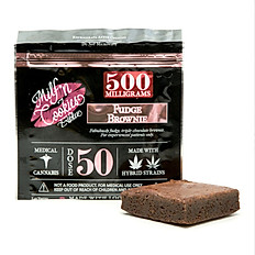 Milf 'N Cookies (500MG Fudge Brownie)