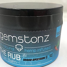 Gemstonz: The Rub 850MG Pain Balm