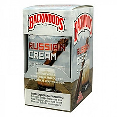Backwoods 5pk Russian Cream