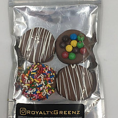 Royalty Chocolate Covered Oreos 100mg