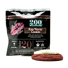 Milf 'N Cookies (200MG Red Velvet Cookie)