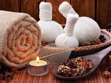 Spa Update, Plus Thai Herbal Ball Massage