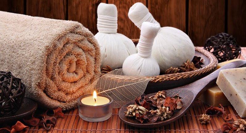 San Antonio Thai herbal ball massage
