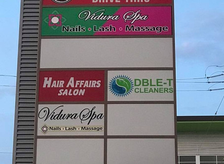 Vidura Spa, Now Open!
