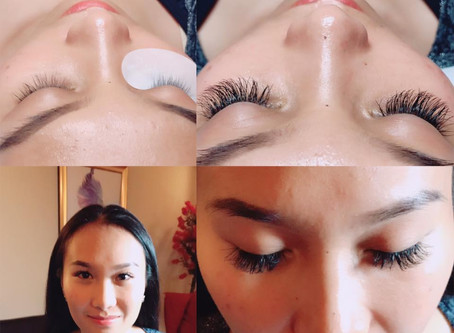 The What & How on Eyelash Extensions