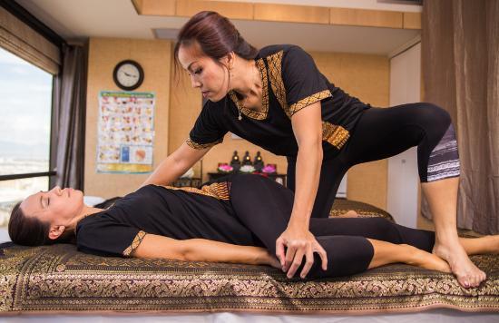 Thai stretching