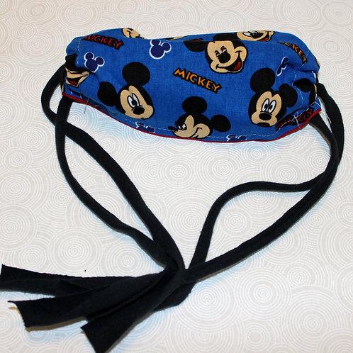 Child Size Blue Mickey Mask