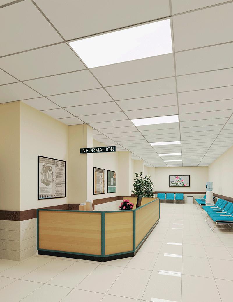 Cubic LED 60 x 60