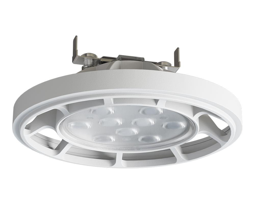 AR111 LED Fijo Blanco