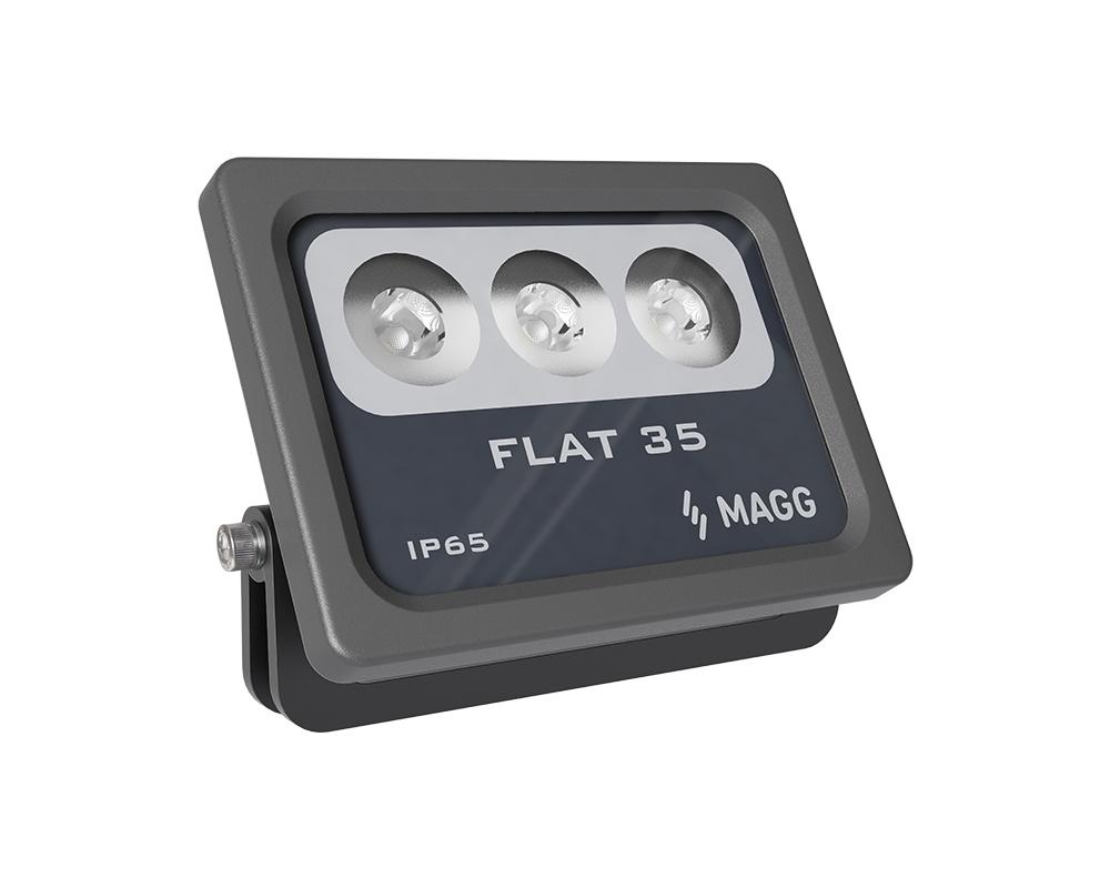 Flat 35°