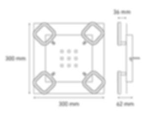 Dimensiones-Mirror-Round-IV-Multiperfora