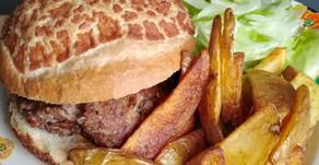 Vegan Burgers - Recipe
