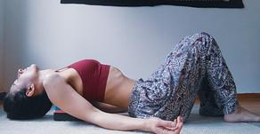 Yin Yoga magic - Shoulders and neck