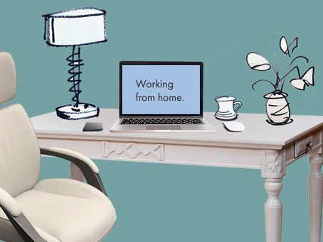 Home office furniture with allure | A sustainable workplace