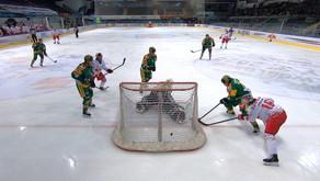 Eishockey: Red Bull Hockey Juniors vs. EHC Lustenau - Finale ÖM 2020 |AHL