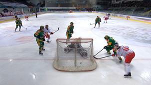 Eishockey: Red Bull Hockey Juniors vs. EHC Lustenau - Finale ÖM 2020  AHL