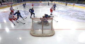 Eishockey: Red Bull Hocke Juniors vs. Wipptal Broncos |AHL