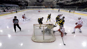 Eishockey: Red Bull Hockey Juniors vs. EC Die Zeller Eisbären|AHL