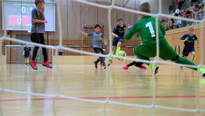 1. int. Hallenfussball U10 Nachwuchsturnier des HSV Wals