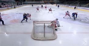 Eishockey: Red Bull Hockey Juniors vs. Rittner Baum |AHL