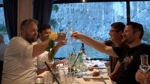 GIN & DINE am Wolfgangsee