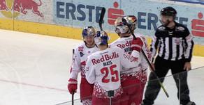 Eishockey: Red Bull Hockey Juniors vs. HC Gröden |AHL