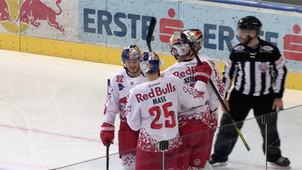 Eishockey: Red Bull Hockey Juniors vs. HC Gröden  AHL