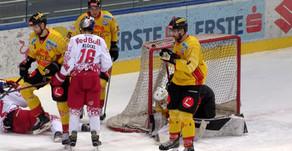 Eishockey: Red Bull Hockey Juniors vs. Vienna Capitals Silver |AHL