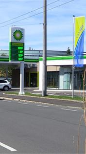 Neueröffnung Leikermoser Tankstelle
