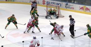 Eishockey: Red Bull Hockey Juniors vs. EHC Lustenau|AHL