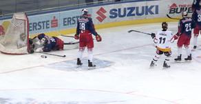 Eishockey: Red Bull Hockey Juniors vs.VEU Feldkirch - Halbfinale ÖM|AHL