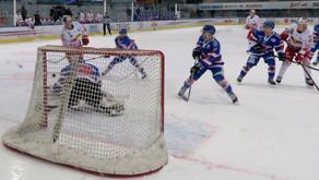 Eishockey: Red Bull Hockey Juniors vs. SHC Fassa Falcons |AHL