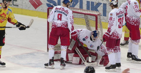 Eishockey: Red Bull Hockey Juniors vs. Vienna Capitals Silver | AHL