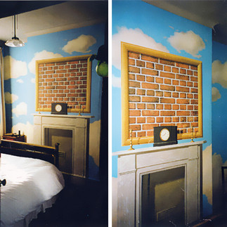 ISO Magritte bedroom walls