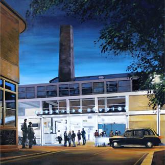 Riverside Studios from Chancellors Street