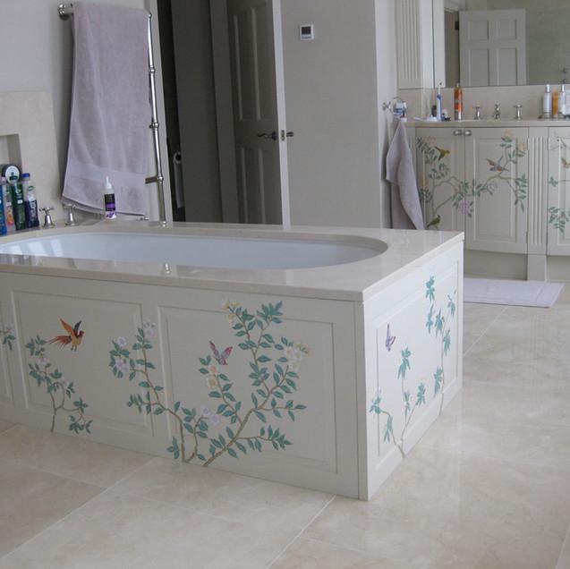 bath tub panelling