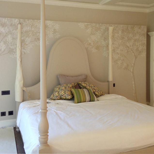 Foxhill Manor bedroom