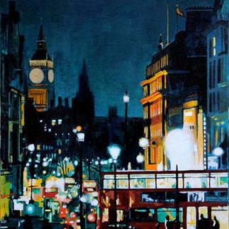 Trafalgar Square to Whitehall