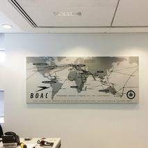 BOAC map in situ