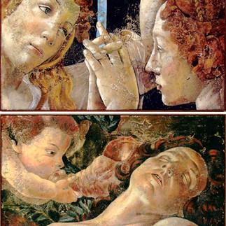 ISO Botticelli (on plaster)