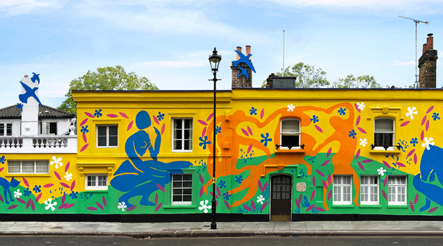 Chelsea Arts Club ISO Matisse