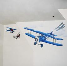 planes Bedford Park