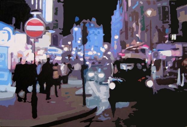Night Blues - The London Series