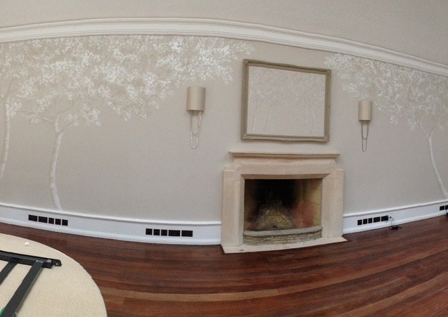 Foxhill Manor events room