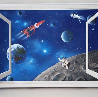 space window