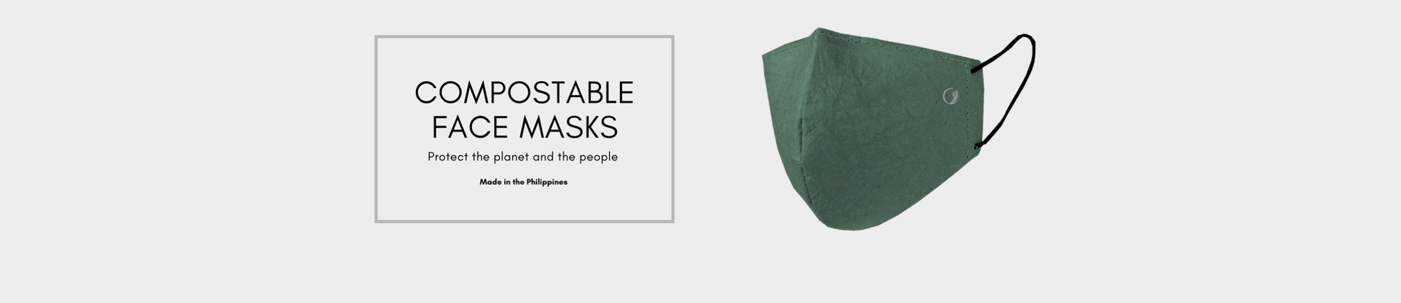 Compostable Face Mask