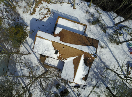 Free re-shoot of Winter exterior images in the Spring