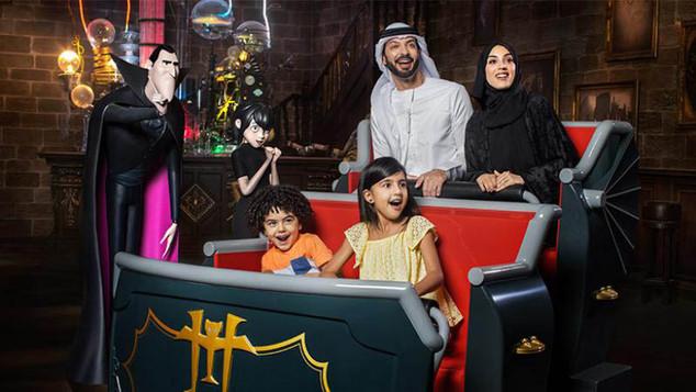 Dubai Parks_Motiongate_Hotel Transylvania